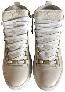 Balenciaga Sneakers Summer Gold White Athletic