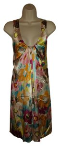 Matty M short dress multi color Artsy on Tradesy