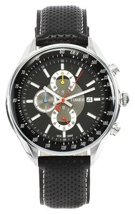 Timex Timex Male Si Series Watch T2N156 Black Analog