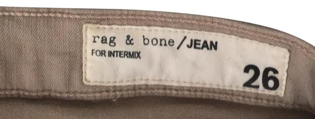 Item - Khaki Light Wash And Mid Ride Wide Flare Leg Jeans Size 2 (XS, 26)