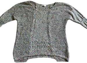 Rebecca Taylor Rainbow Knitted Sweater