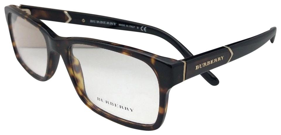 272efd3e87a Burberry New B 2150 3002 55-17 140 Tortoise   Black Frame W  Gold Sunglasses