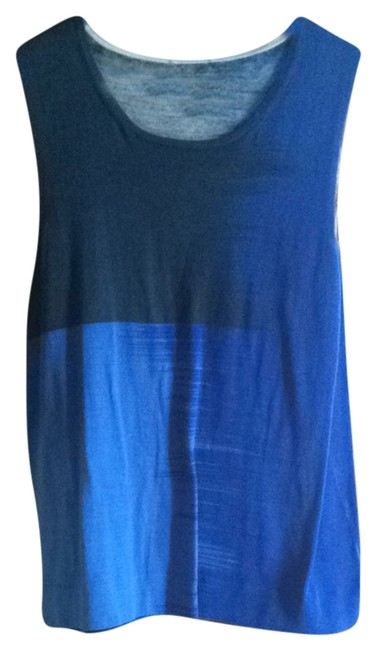 Preload https://item2.tradesy.com/images/neiman-marcus-blue-cashmere-tank-topcami-size-14-l-2350876-0-0.jpg?width=400&height=650