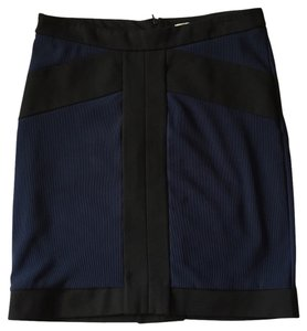 BCBGeneration Skirt Navy & Black