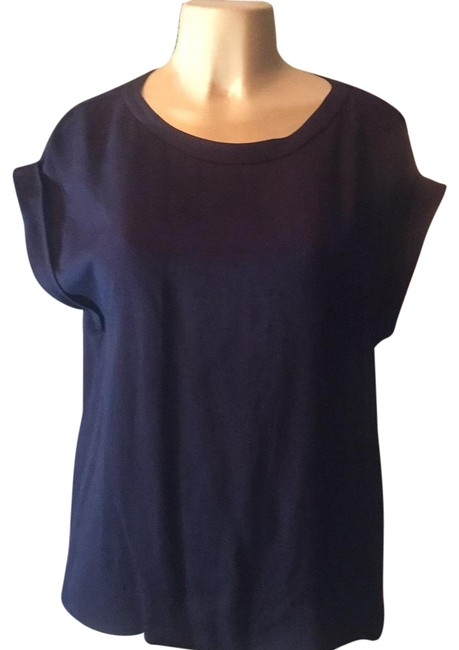 Theory Top navy Image 0