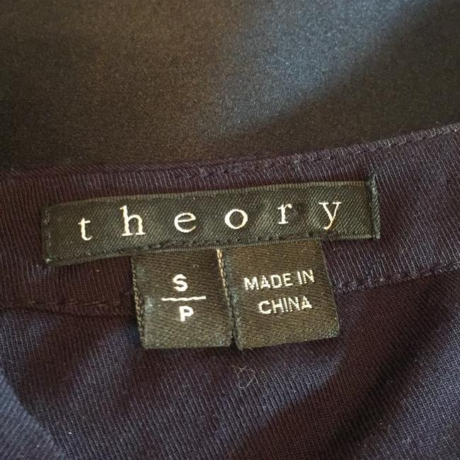 Theory Top navy Image 3