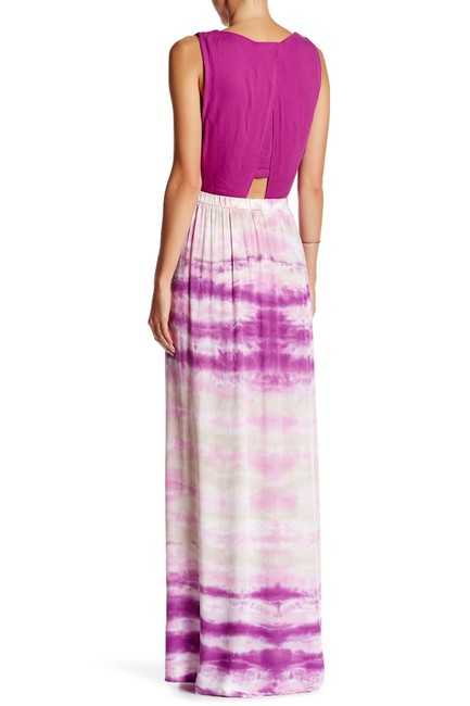 Young Fabulous & Broke Maxi Skirt Orchid Image 2