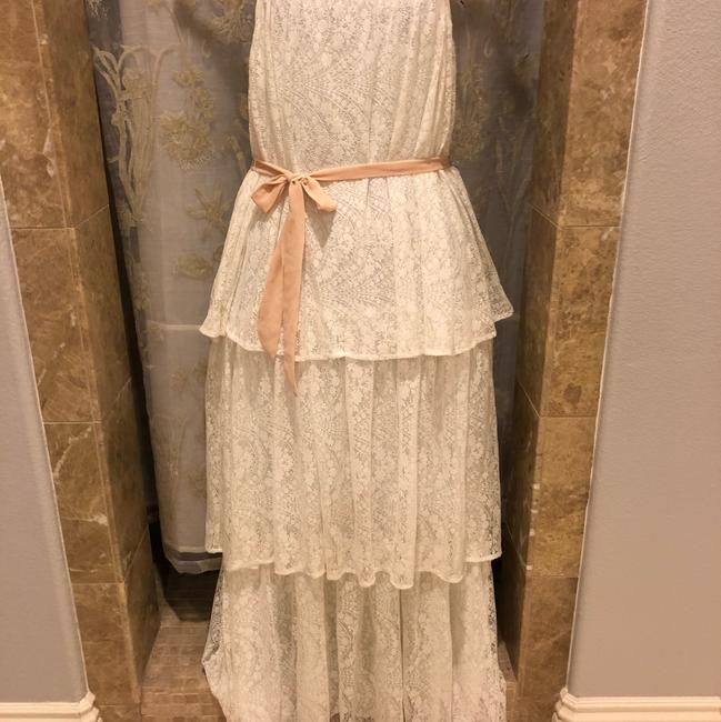 Champagne and Stawberry Dress Image 1