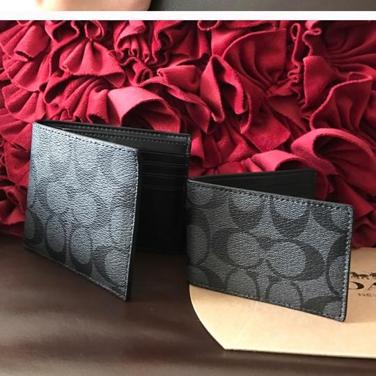 Coach coach wallet with box new with tag Image 2