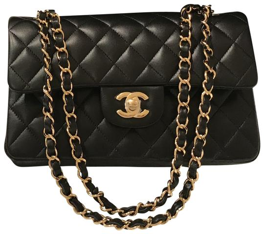 Preload https://img-static.tradesy.com/item/23510547/chanel-classic-flap-small-classic-double-bought-from-paris-black-lambskin-leather-shoulder-bag-0-1-540-540.jpg