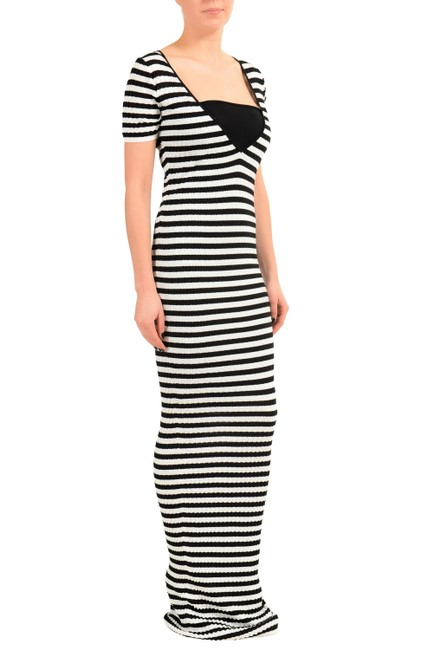 Multi-Color Maxi Dress by Dsquared2 Image 1