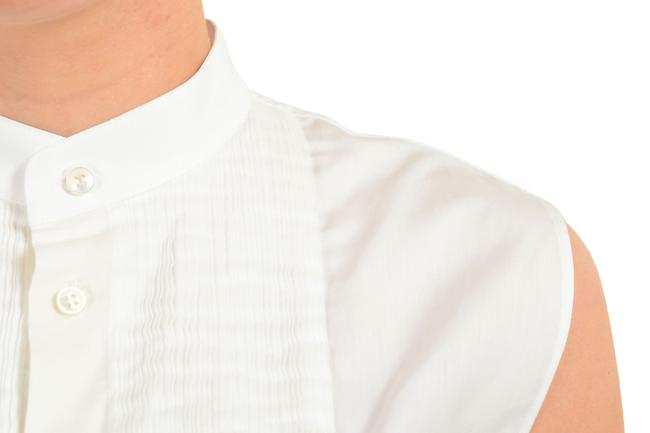 Maison Margiela Button Down Shirt White Image 2