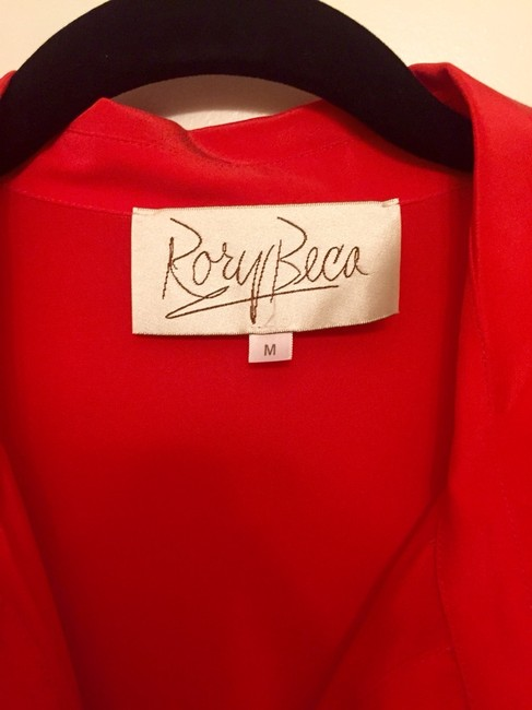 Rory Beca Top Red