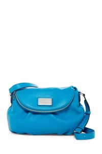 Marc by Marc Jacobs Handbag Crossover TURQUOISE Messenger Bag