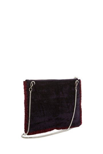 Steve Madden Deep Purple Clutch Image 2