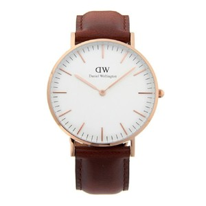 Daniel Wellington Daniel Wellington Brown Classic St Mawes Quartz Dw00100035 Watch
