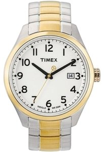 Timex Timex Male Sport Watch T2M466 Silver Analog
