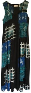 black blue Maxi Dress by Serengeti