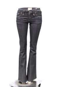 Taverniti So Jeans Flare Leg Jeans-Dark Rinse