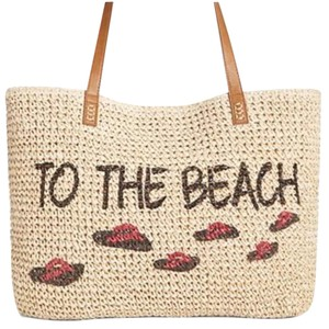 Style & Co skin Beach Bag