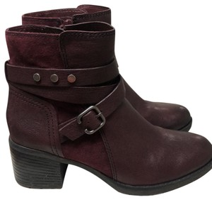 Naturalizer Wine Boots