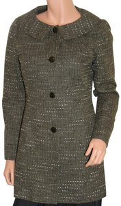Signature by Larry Levine Light Comfortable Stylish Tweed Casual Sweater