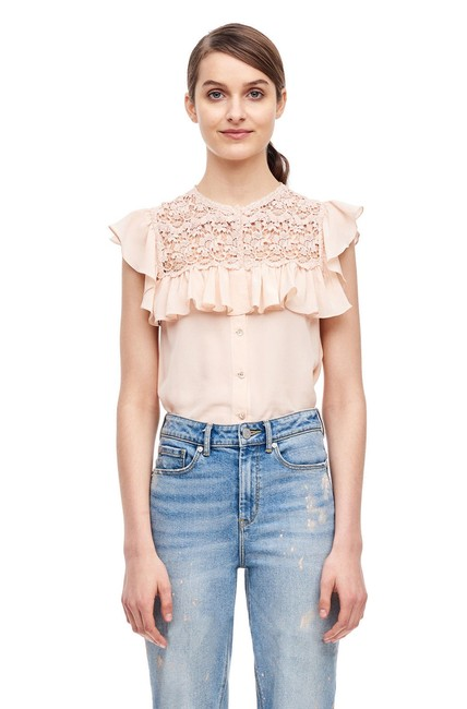 Preload https://img-static.tradesy.com/item/23514014/rebecca-taylor-pink-silk-and-crochet-lace-yoke-ruffled-shir-button-down-top-size-6-s-0-0-650-650.jpg