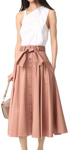 Rebecca Taylor Skirt Nude Glow