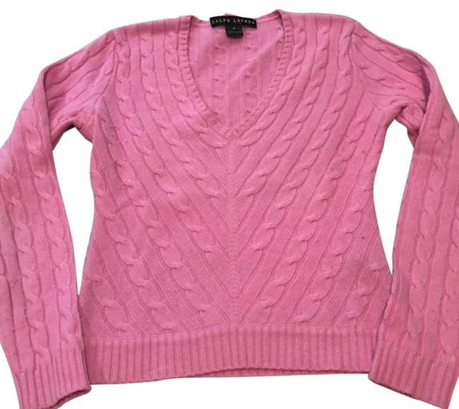 Item - Cashmere Pink Sweater