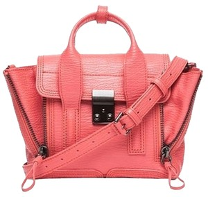 3.1 Phillip Lim Satchel in Coral