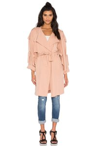 Kendall + Kylie Trench Coat