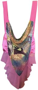 Catherine Malandrino Top Multi-color