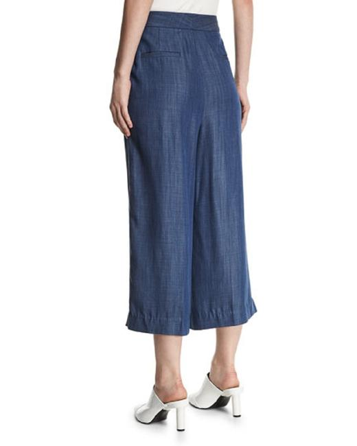 Tibi Capri/Cropped Pants Chambray Image 2