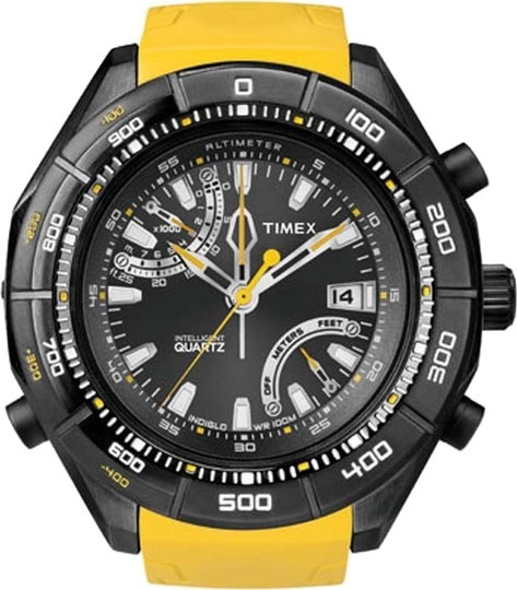 Preload https://item3.tradesy.com/images/timex-yellow-male-intelligent-t2n730-analog-watch-2351572-0-0.jpg?width=440&height=440