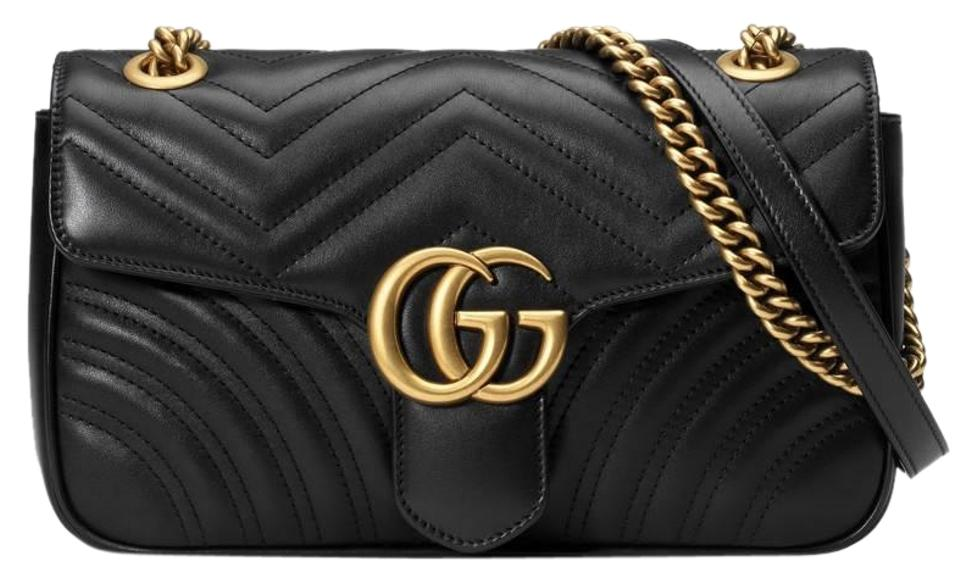 e05636108 Gucci Marmont Gg Marmont Gg Matelasse Matelasse Gg Marmont Small Shoulder  Bag Image 0 ...