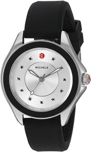 Michele Cape Topaz Dial Swappable Strap Watch