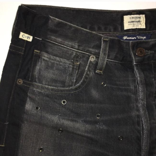 Citizens of Humanity Straight Leg Jeans-Distressed Image 1