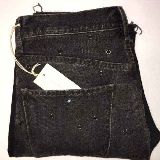 Citizens of Humanity Straight Leg Jeans-Distressed Image 2