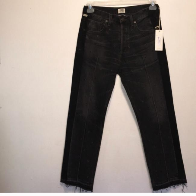 Citizens of Humanity Straight Leg Jeans-Distressed Image 6