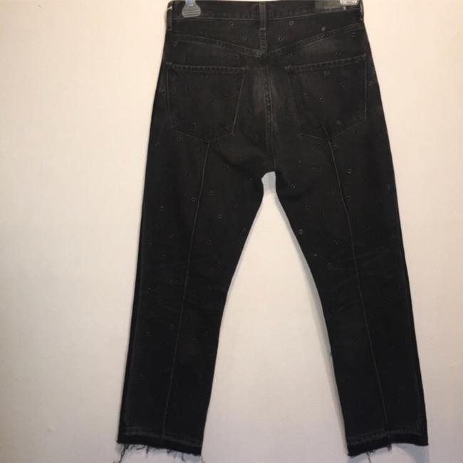 Citizens of Humanity Straight Leg Jeans-Distressed Image 7