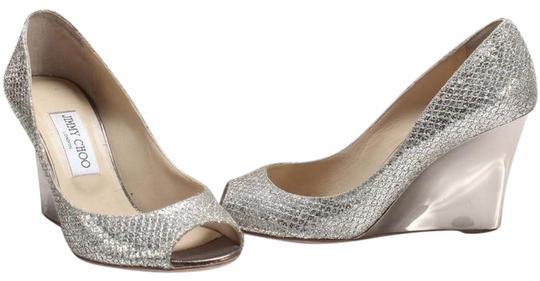 Preload https://img-static.tradesy.com/item/23515811/jimmy-choo-silver-baxen-glitter-mirrored-wedge-pump-formal-shoes-size-eu-37-approx-us-7-regular-m-b-0-2-540-540.jpg