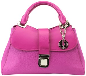 Charles Jourdan Satchel in Pink
