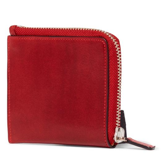 Il Bussetto polished-leather zip-around wallet Image 3