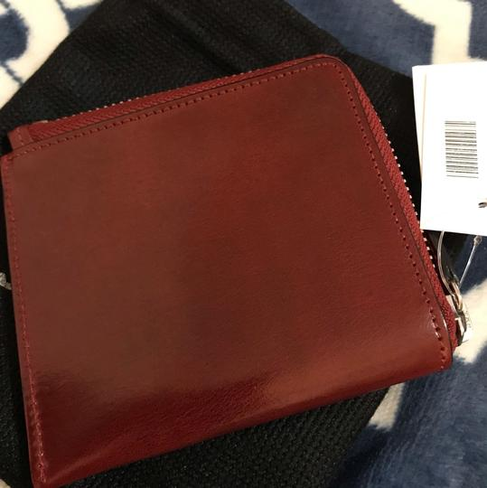 Il Bussetto polished-leather zip-around wallet Image 5