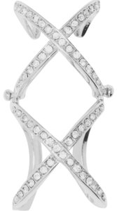 Ring Double X Knuckle Ring