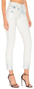 GRLFRND Skinny Jeans-Light Wash