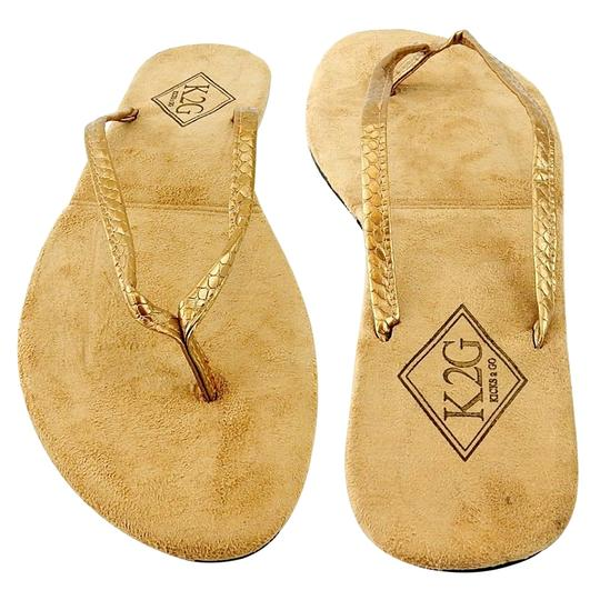 Preload https://img-static.tradesy.com/item/23516193/gold-ladies-folding-flip-flops-with-pouch-spa-beach-pool-sandals-size-us-10-regular-m-b-0-0-540-540.jpg