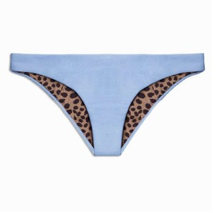 Boys + Arrows Airborne (light blue with leopard lining)