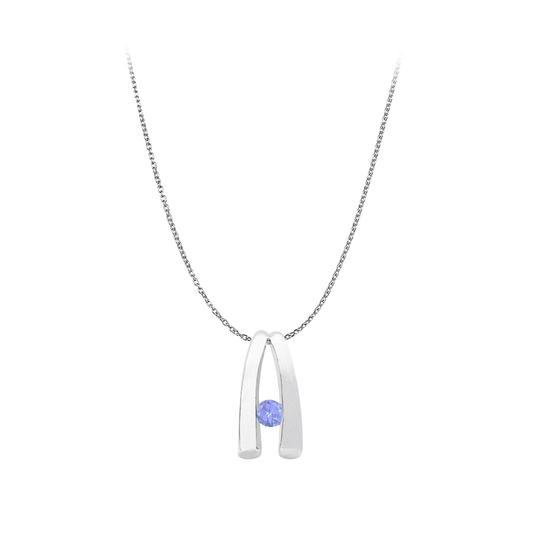 Preload https://img-static.tradesy.com/item/23516368/blue-white-gold-december-birthstone-created-tanzanite-pendant-in-14kt-necklace-0-0-540-540.jpg