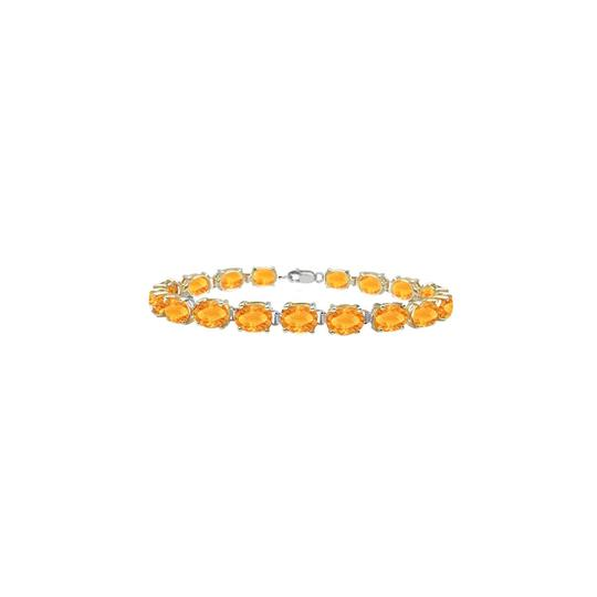 Preload https://img-static.tradesy.com/item/23516401/yellow-designer-sterling-silver-prong-set-oval-citrine-with-1500-ct-bracelet-0-1-540-540.jpg